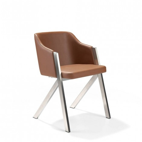 Style armchair made with...