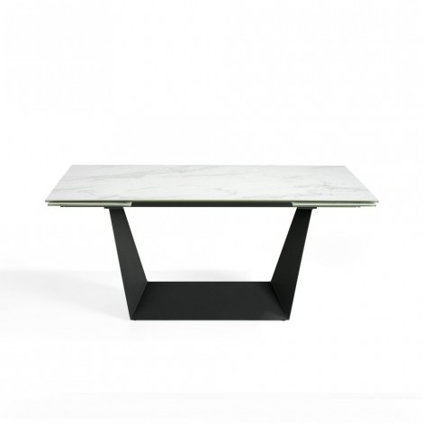 Tekno extendable table made...