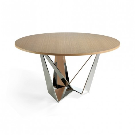 Rollo table made with...