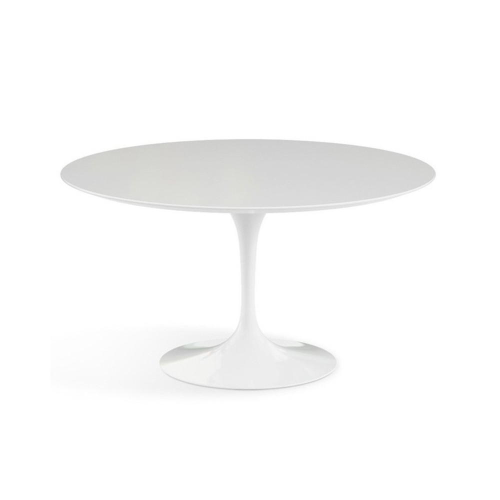 Tulip table for outdoor use from diam.