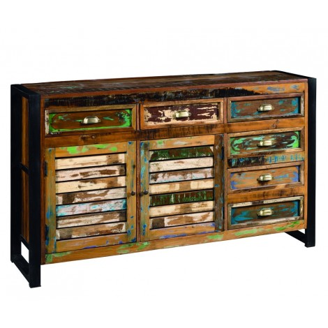 Recyceltes Sideboard aus...
