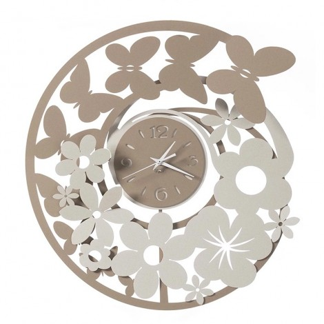 Storm Springs Wall Clock by...