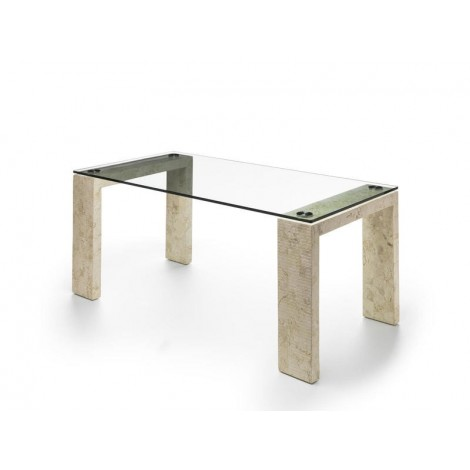 stones millerighe contoured table