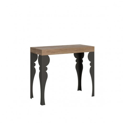 Table console itamoby paxon chêne