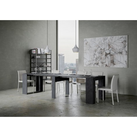 itamoby venus elongated anthracite console