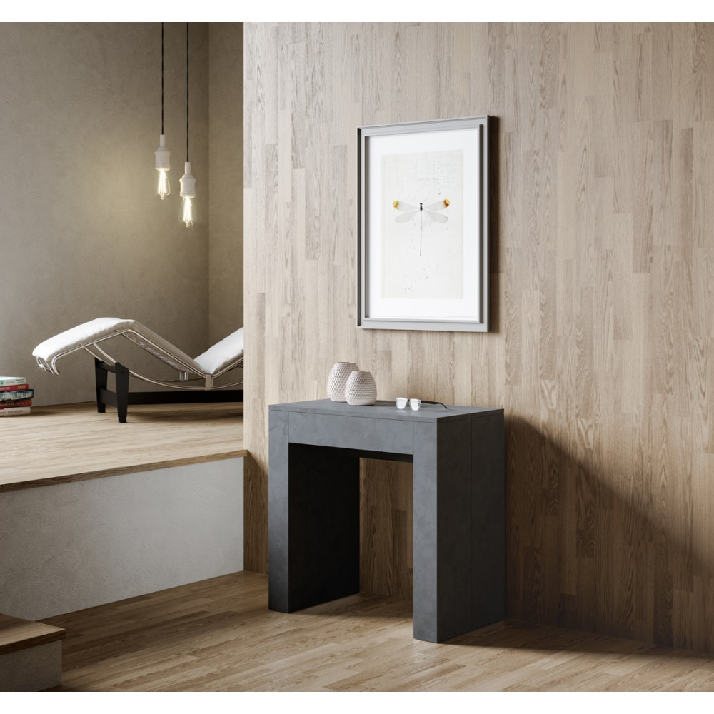 itamoby allin anthracite console