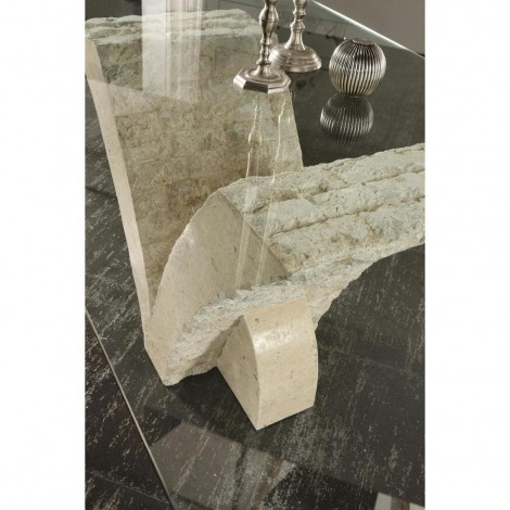 dining table papillon stones