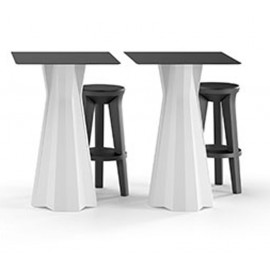 plust frozen table square top coffee table