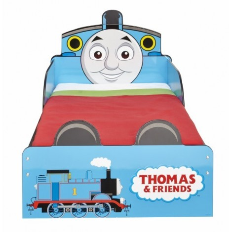 Lettino semplice trenino Thomas dal mondo cartoon Disney per bambini