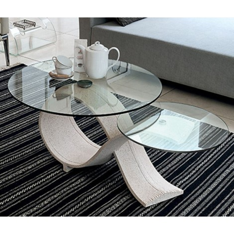 Alpha coffee table by Target Point set