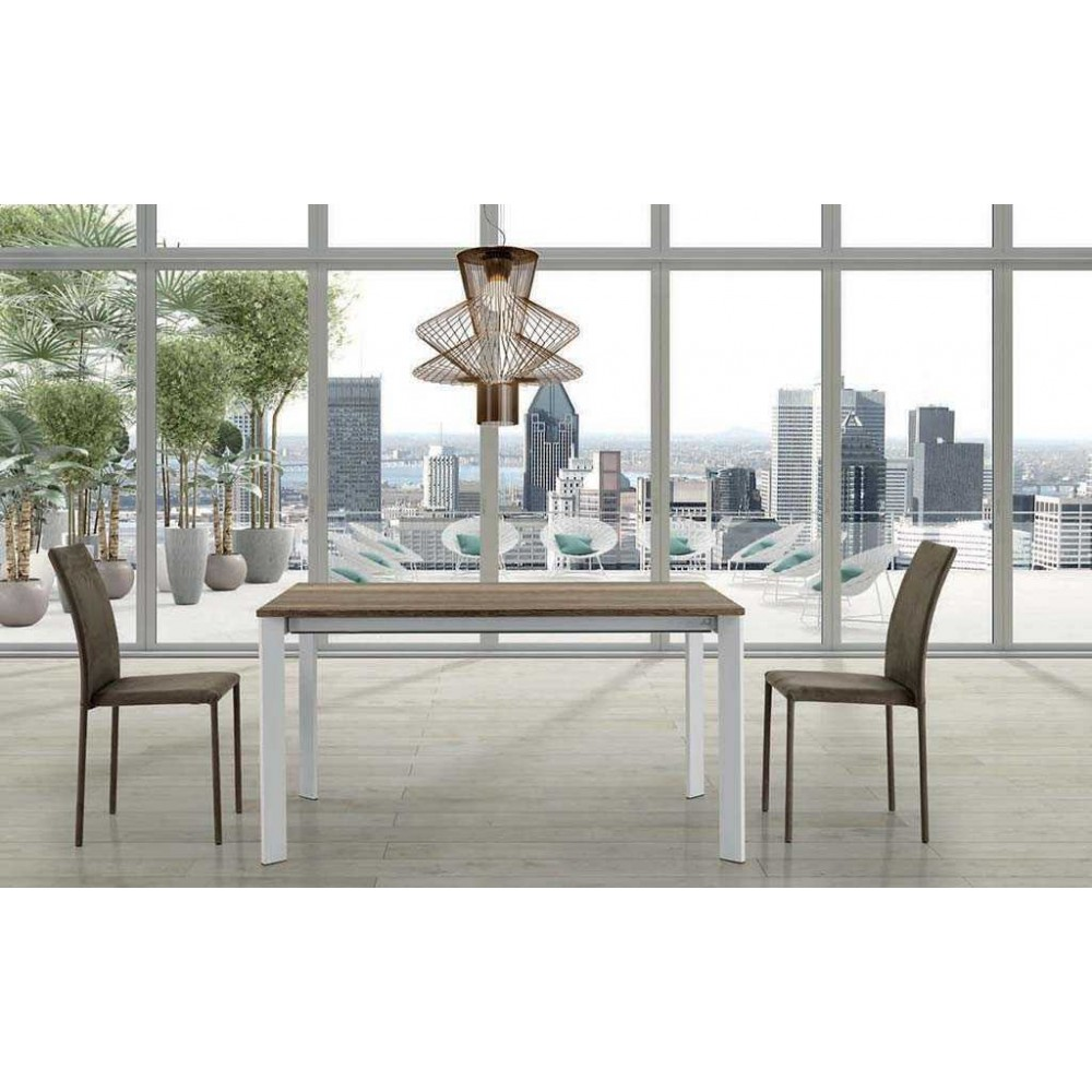 Extendable Modulo table with 50 cm