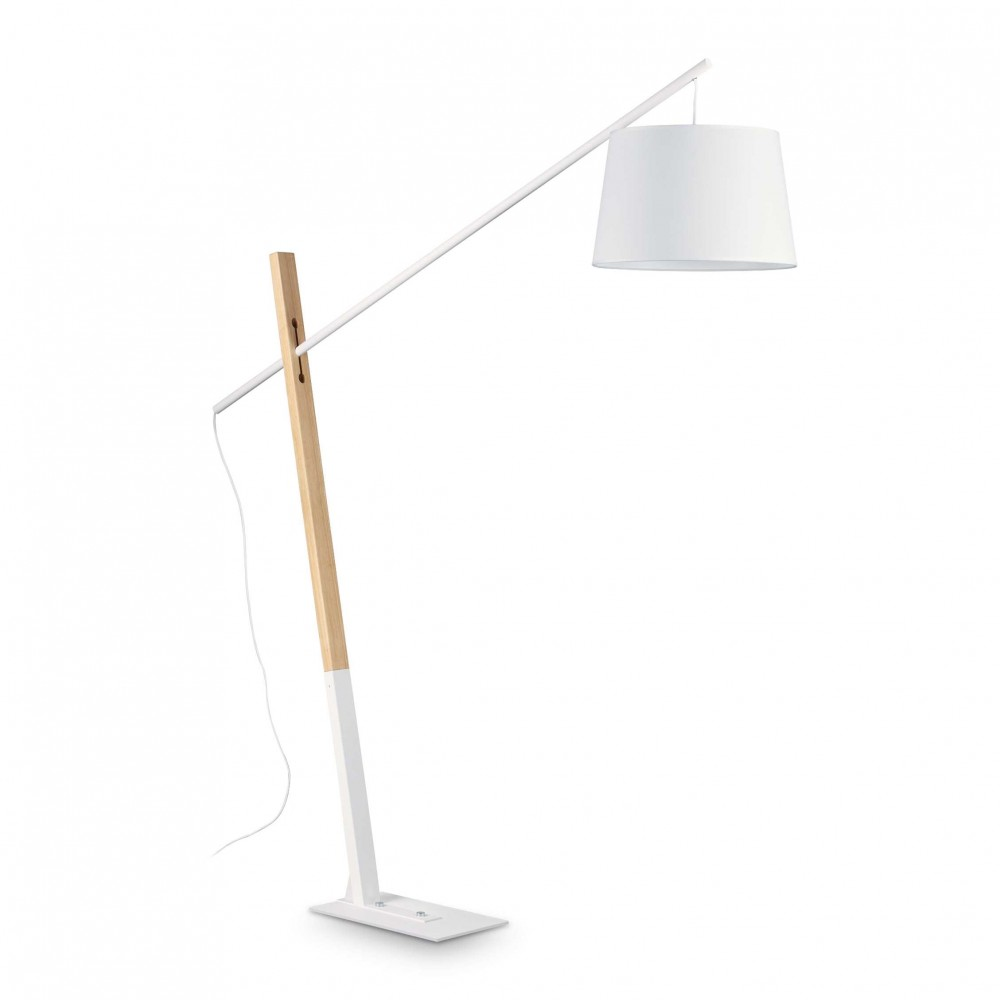 Eminent floor lamp by Ideal Lux made of