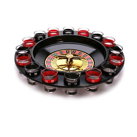 Alcoholic roulette game to spend your evenings in joy with your friends. If you're lucky, drink!