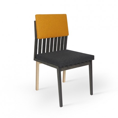 Lyre chair by Laengsel made...