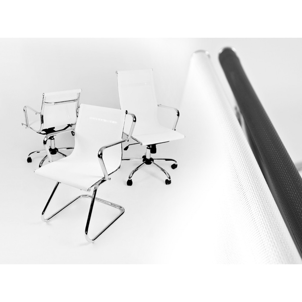 Set of office armchairs available in several versions such as: Presidential, executive and waiting