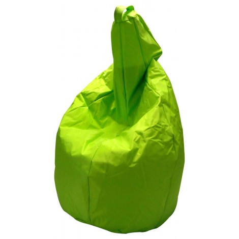 Bean Bag Chair upholstered with nylons available in 11 colours filled inside with microspheres