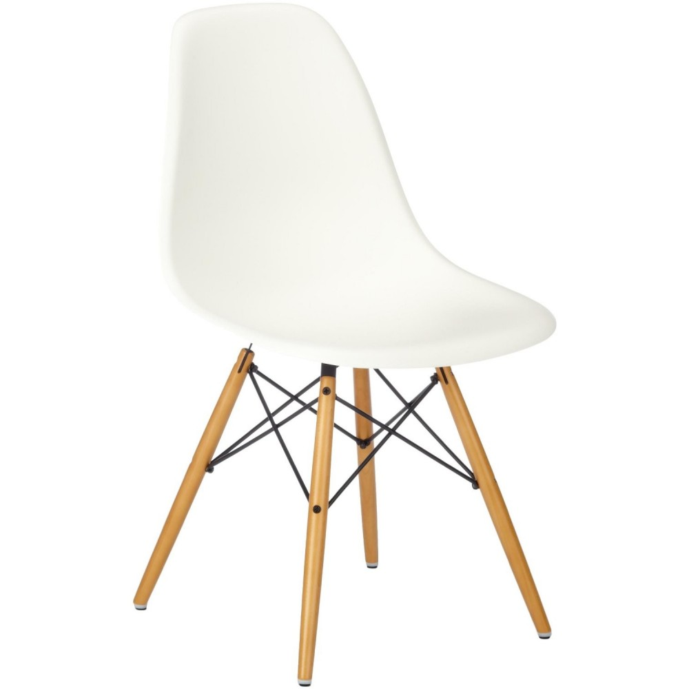 Chair by Charles Eames without armrests, available in different ...