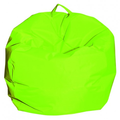 Mini Sacco Pouf Armchair in 9 different colors Nylon for children and adults
