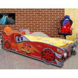 Baby bed like a real car Tuning