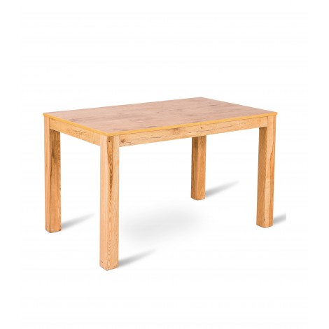 Big extendable dining table with wood in multiple finishes. Extendable up to 316 cm