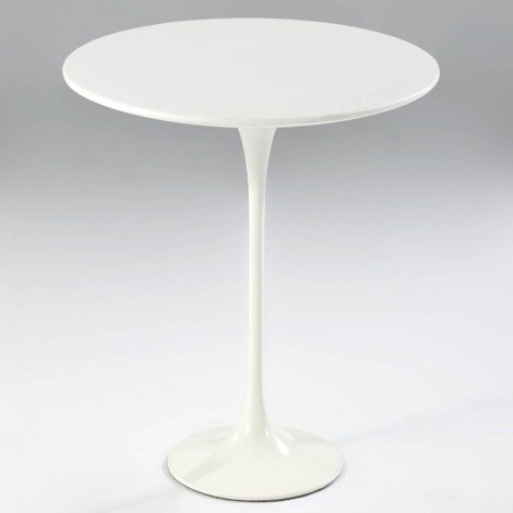 Re-edition of Tulip coffee table by Eero Saarinen in marble or laminate