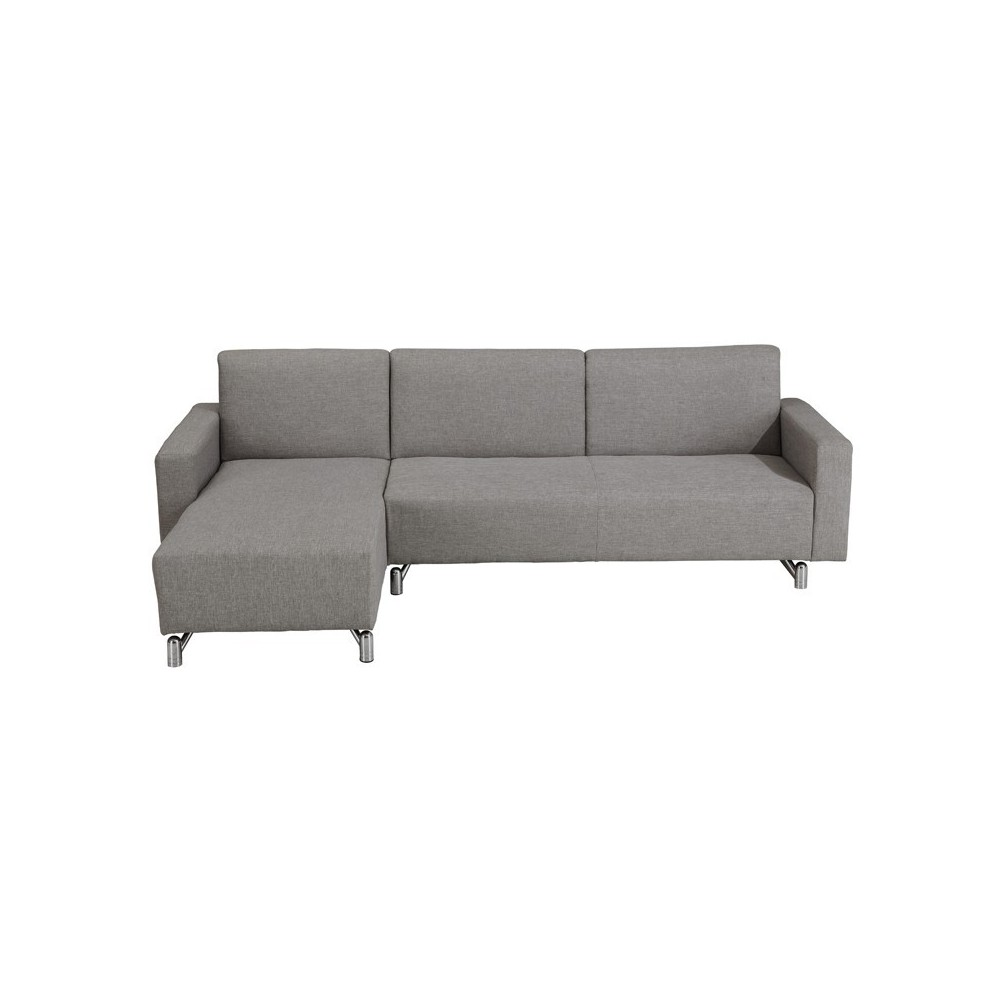 Splinter Sofa With Chaise Longue Fabric