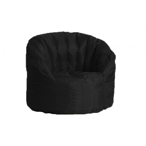 Tortuga bean-bag armchair, 100% polyester, non-removable upholstery