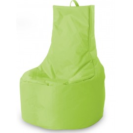 Mino armchair pouf for indoor and outdoor nylon