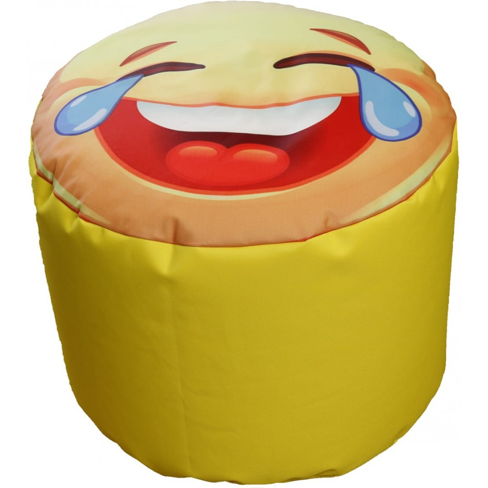 Pouf Emoticons Whatsapp Cylindrical