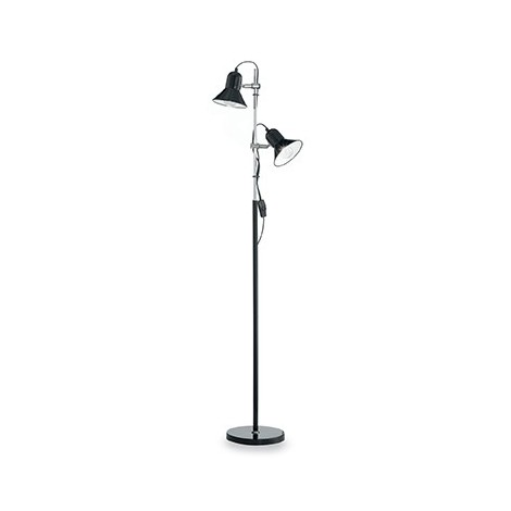 Polly tarra lamp in metal and enamelled inside the diffusofe with light adjustable in height and inclination