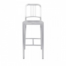 """Re-edition of the Navy stool by the still unknown designer, therefore """"Anonymous"""""""