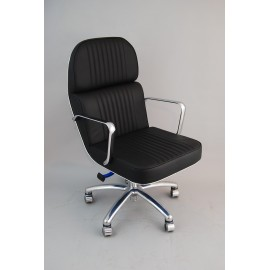 Vespa office armchair with armrests or without available in multiple colors