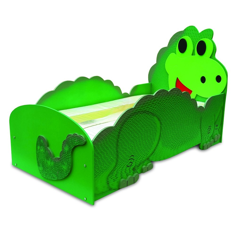 Dinosaur Shaped Single Bed For Kid Kasa Store Marchio