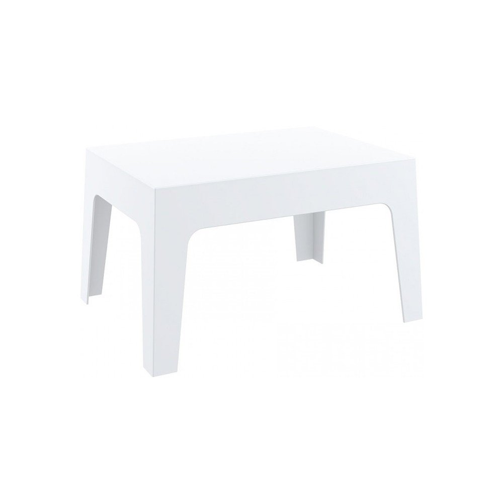 Outdoor coffee table urban in polypropylene stackable and for Arredamento outdoor online
