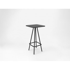 WEEK END outdoor coffee table in powder coated aluminum available in many colors