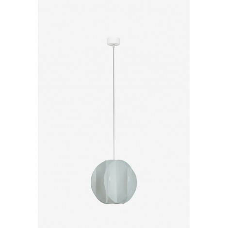 Allegretta suspension lamp with metal and methacrylic diffuser available in two sizes and more colors