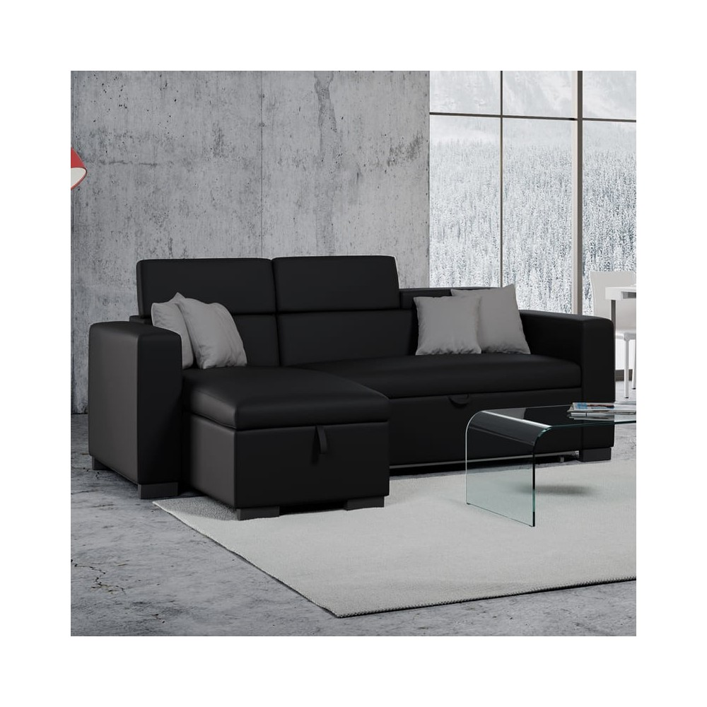 4f68176448eaf Sofa Saffy with Chaise Longue Reversible
