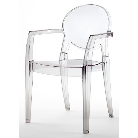 Igloo armchair by transparent Scab