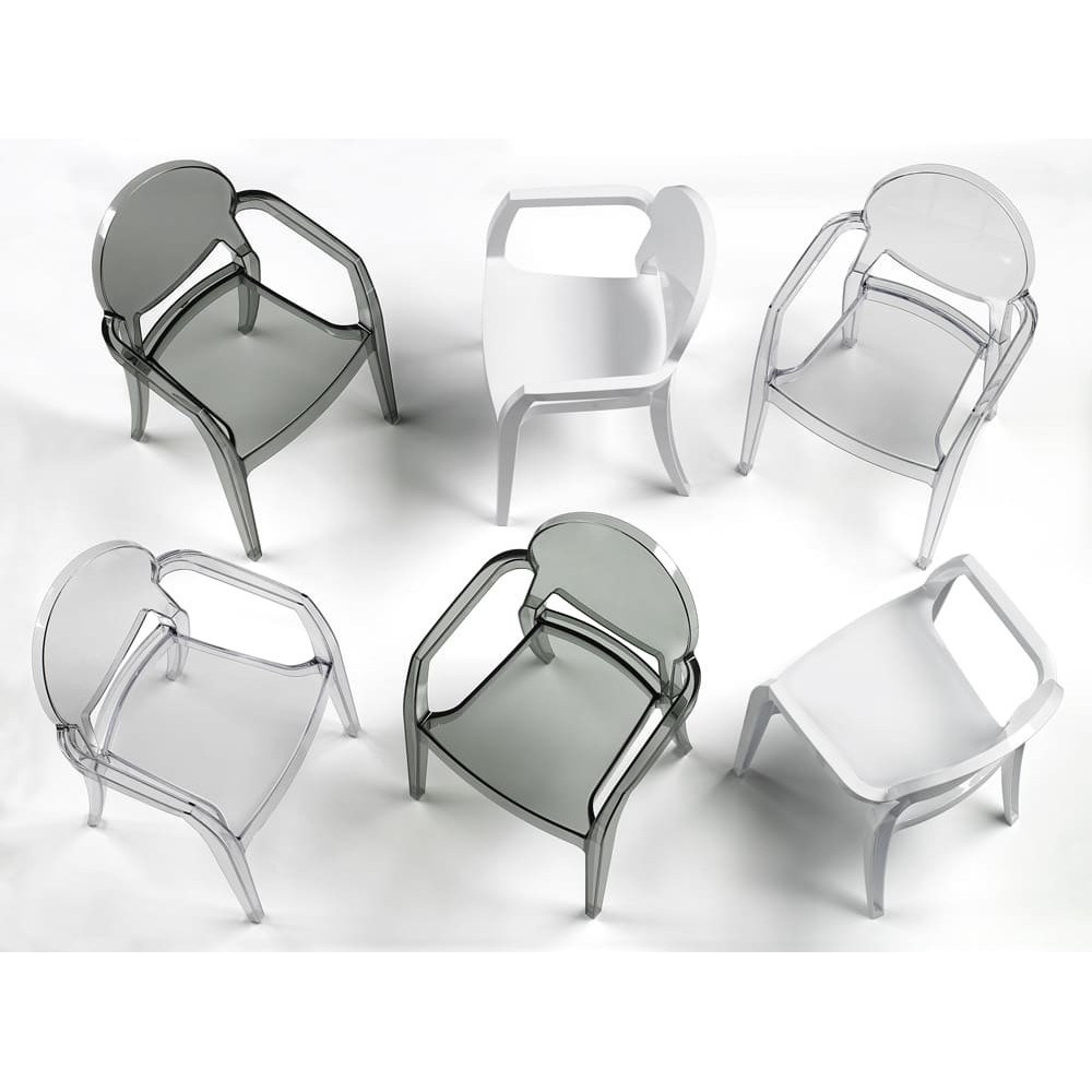 Igloo armchair by Scab in different colors