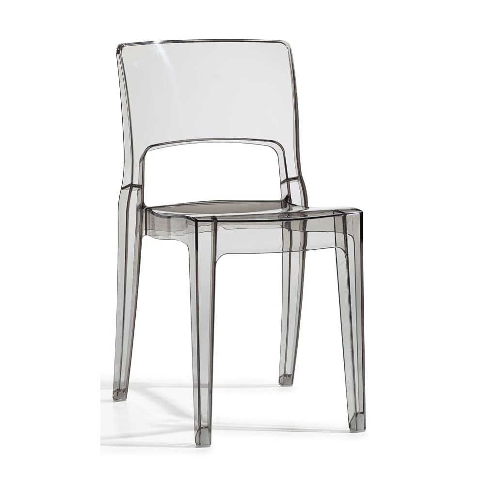 Isy Antishock polycarbonate chair,