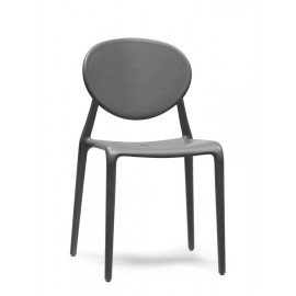 Gio scab anthracite chair