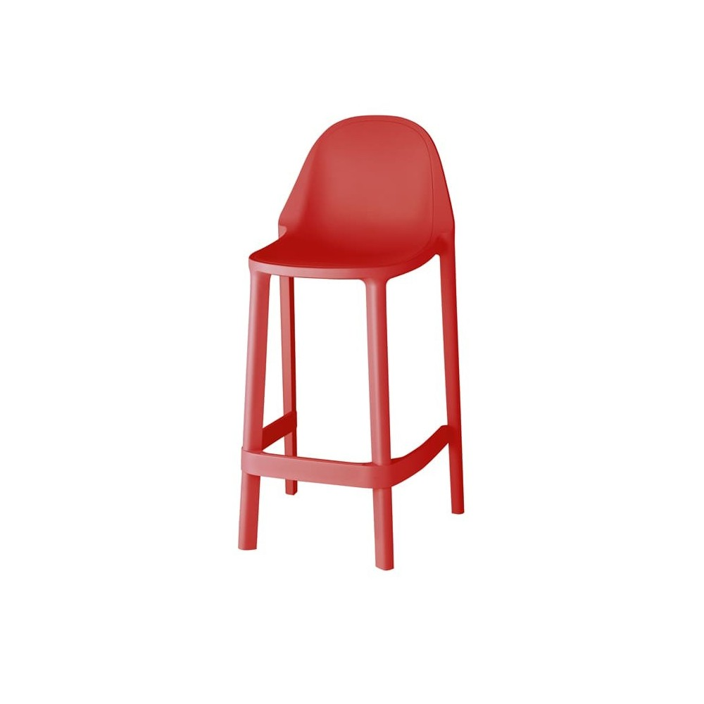 more scab red stool h75