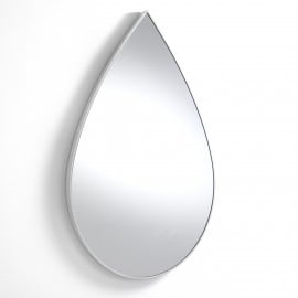 Drop wall mirror by Tomasucci with drop
