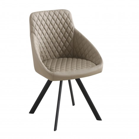 Tips Taupe upholstered...