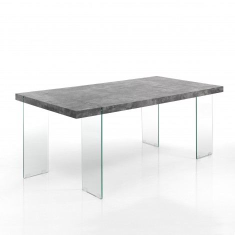Waver Cement Dining Table...