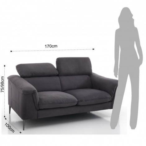Isabel sofa by Tomasucci with 2 or 3