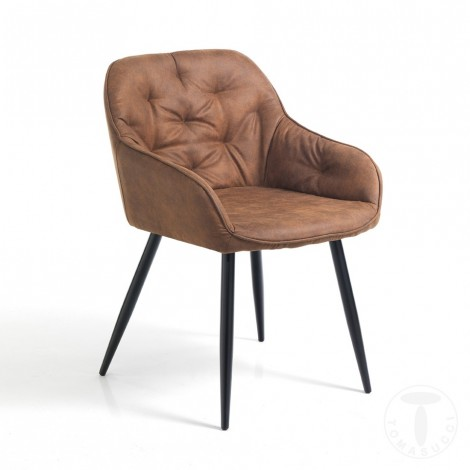 Lovely padded chair by...