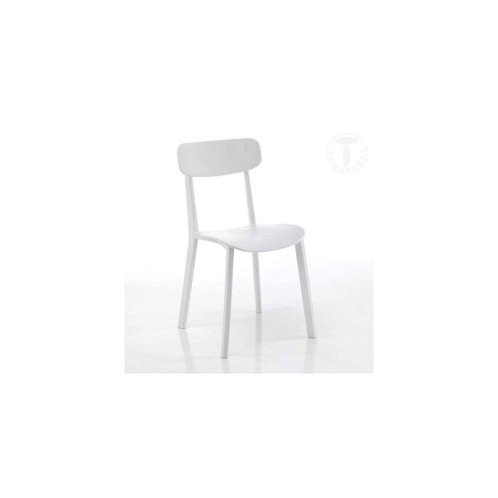 Stockholm chair for indoors and outdoors