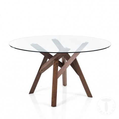 Cork round table by...