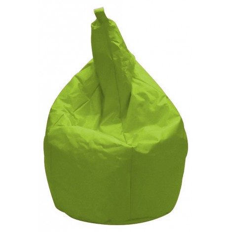 Pouf Armchair Waterproof sack for outdoors in city fabric